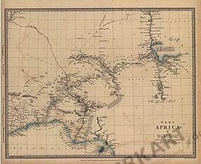 1839 - Western Africa II (Replica)