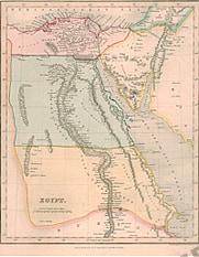 1838 - Ägypten