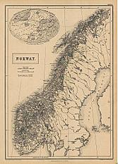 1854 - Norway (Replica)