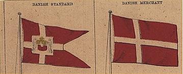 1865 - Danish Standard/Danish Merchant