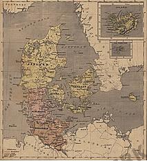 1855 - Dänemark