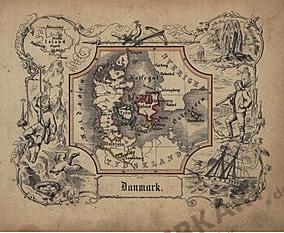1848 - Danmark (Replica)