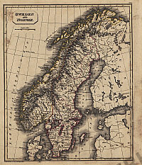 1840 - Sweden and Norway (Replica)