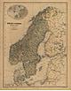 1865 - Sweden & Norway (Replikat)