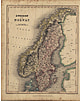 1839 - Sweden and Norway
