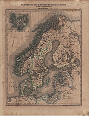 1850 - Scandinavien und die Ostseeländer im 12.13. und 14ten Jah