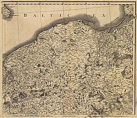 1800 - Schlesien und Pommern