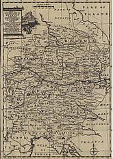 1755 - Südost Deutschland (Replikat)