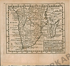 1744 - Southern Africa