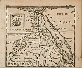 1744 - Egypt and the red sea