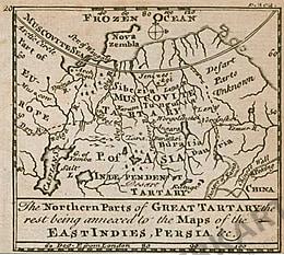 1744 - East Indies, Persia