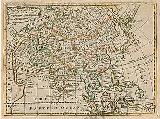1747 - Asia