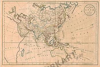 1782 - Asia (Replica)