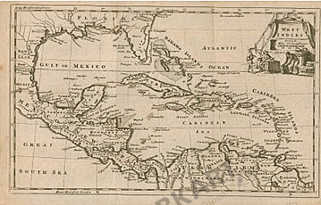 1754 - West Indies