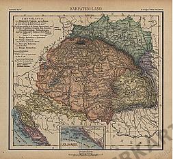 1883 - Karpaten-Land (Replica)