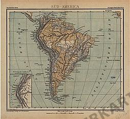 1883 - Süd-Amerika