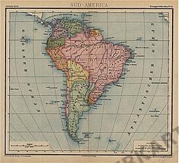 1883 - Süd America
