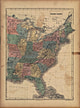 1854 - United States of America