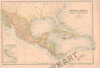 1865 - Central America (Replica)