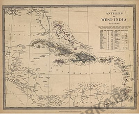 1835 - West Indies