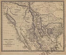 1835 - Central America II (Replica)