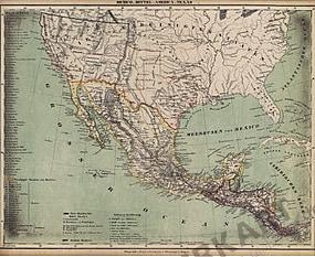 1859 - Central America