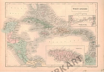 1854 - West Indies