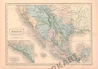 1854 - Mexico (Replica)