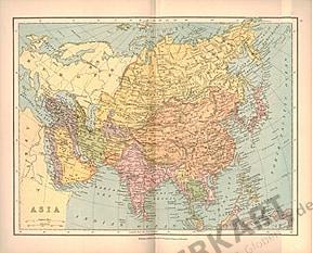 1872 - Asia I