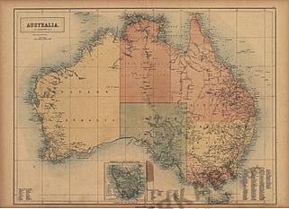 1865 - Australien