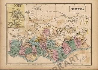 1854 - Victoria I