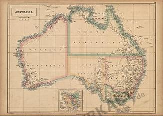 1854 - Australia