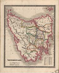1841 - Tasmanien