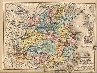 1854 - China (Replica)
