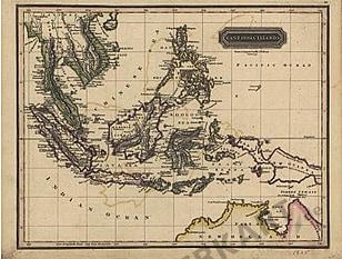 1825- Ost-Indische Inseln