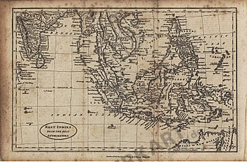 1814 - Ost-Indien