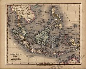 1838- Ost-Indische Inseln