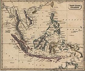 1840- Ost-Indische Inseln