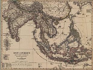 1855 - Ost-Indien