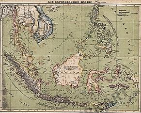 1855 - Ostindische Inseln
