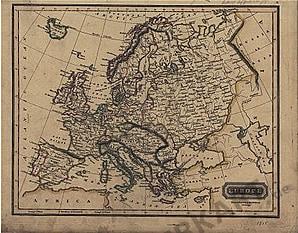 1825 - Europa