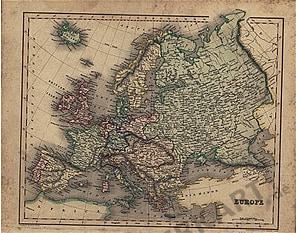 1839 - Europa