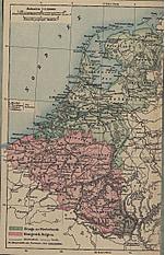 1883 - Belgien & Holland