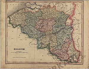 1839 - Belgien (Replikat)