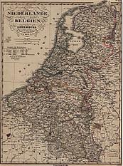 1855 - Benelux