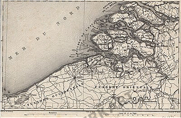 1845 - Belgien