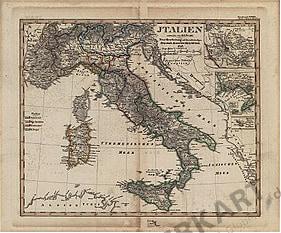 1817 - Italy (Replica)