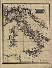 1825 - Italy