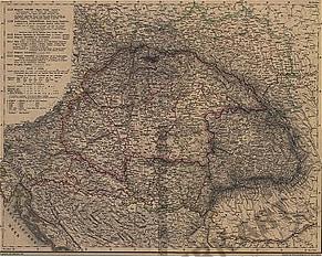 1858 - Ungarn