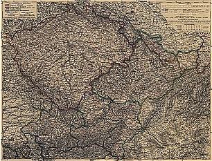 1859 - K.K. Österreichische Kronländer